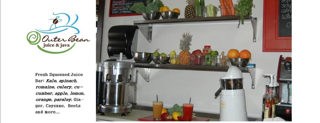 Juice and Coffee Bar