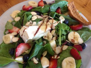 Brie Salad