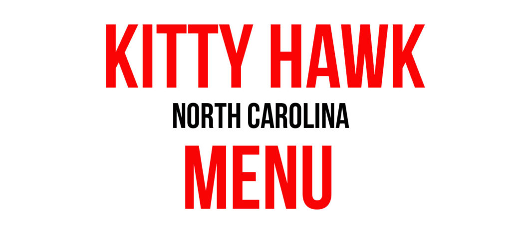 Go to Kitty Hawk Menu
